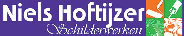 Niels Hoftijzer Schilderwerken Logo